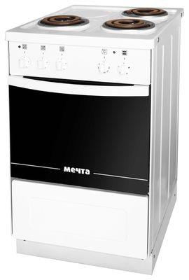 Кухонная электроплита Мечта 341Т инструкция, описание, отзывы, характеристика
