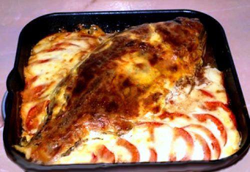 рецепт карпа с картошкой в духовке