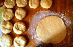 Тесто для вак-беляшей в духовке