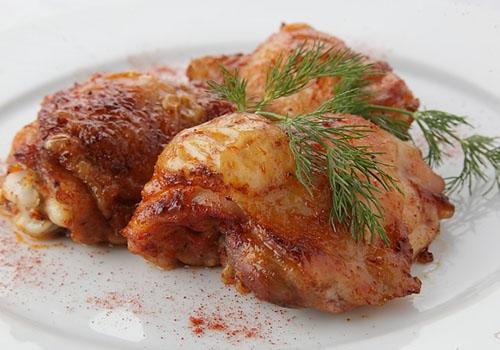 как готовить куриные бедра на сковороде