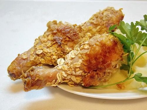 Как сделать курицу в панировке рецепт с