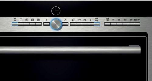 Панель управления духовкой Siemens HB86P575
