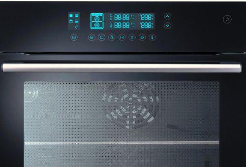Сенсорная панель многофункциональной электрической духовки, модель от производителя Samsung
