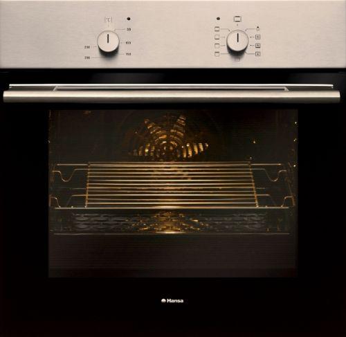 Пример: духовой шкаф Hansa BOEI68012 имеет каталитическую очистку и стоит не более 16 тыс. рублей