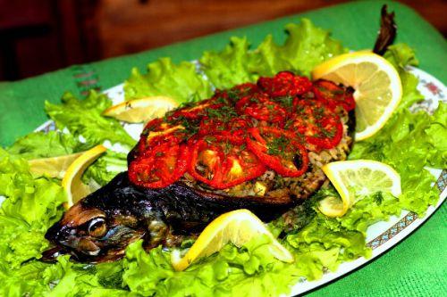 Оригинальные блюда из рыбы рецепты с фото