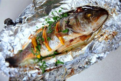 Рыба в соли запеченная рецепт пошагово 177