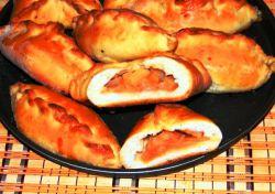 Как приготовить пирожки с яблоками в духовке