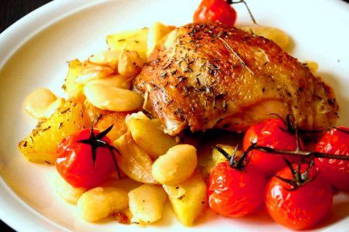 куриные бедрышки в духовке пошаговый рецепт с фото