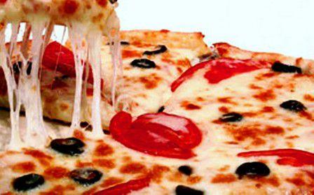 простой рецепт пиццы с колбасой в духовке рецепт