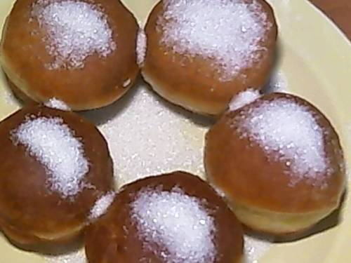 Домашние пончики на сковороде