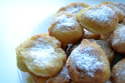 Датские пончики